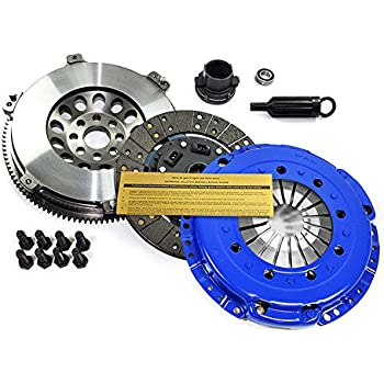 EFT STAGE 2 CLUTCH KIT & CHROMOLY RACE FLYWHEEL for 01-06 BMW M3 E46 3.2L S54