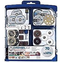 Dremel SC725 Kit de 70 Accesorios Variados