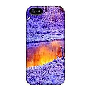 Fashionable Style Skin For SamSung Galaxy S4 Mini Phone Case Cover - Trace Of Golden Sun