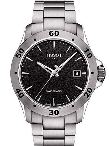 Tissot Men's V8 Swissmatic Stainless Steel Automatic