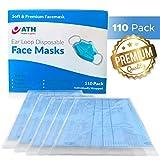 Premium Medical Face Masks For Flu...