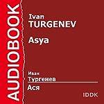 Asya [Russian Edition]   Ivan Turgenev