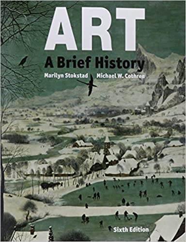 art a brief history plus new myartslab with pearson etext access card package 6th edition