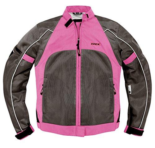 Vega Technical Gear Mercury Ladies Mesh Jacket (Pink, 2W)