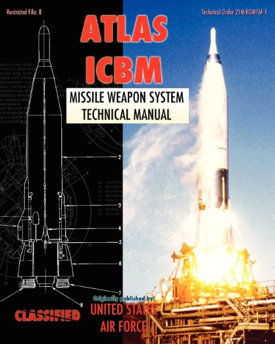 Atlas ICBM Missile Weapon System Technical Manual