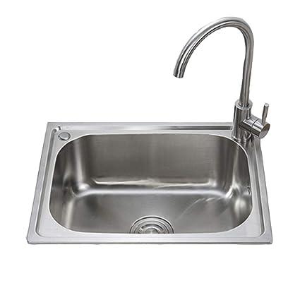 Amazon.com: Single Bowl Kitchen Sinks Kitchen Sinks ...