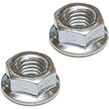 Jonsered 2139T 2153 2156 2159 Chainsaw Guide Bar Screw Nut (Pack of 2, M6MF M8)