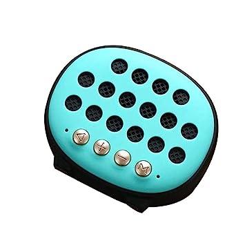 Amazon.com: Dnasrivew Portable USB FM Radio TF Card Wireless ...