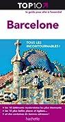 Top 10 Barcelone par Hachette
