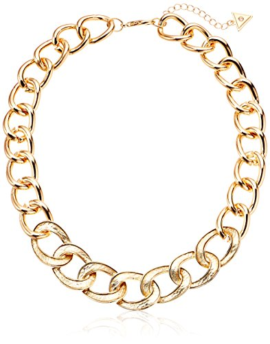 GUESS Pu Chain Necklace, 18' + 2' Extender