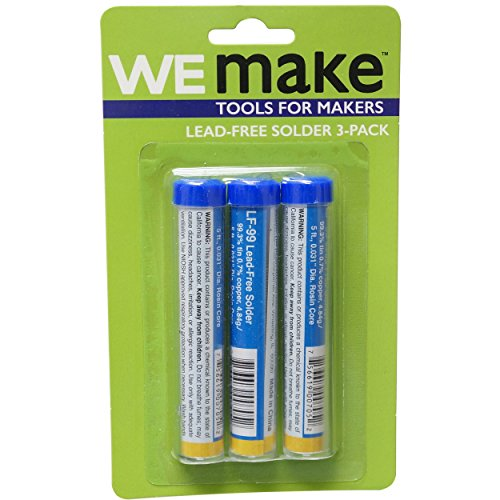 wemake-lead-free-solder-science-kit-with-5-roll-and-0031-3-pack