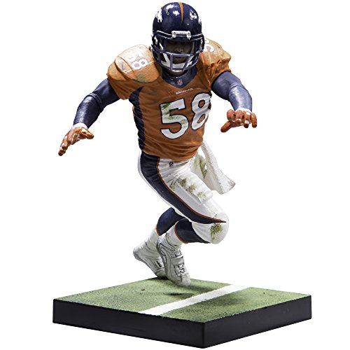 McFarlane Toys EA Sports Madden NFL 17 Ultimate Team Series 2 Von Miller Denver Broncos Action Figure