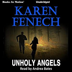 Unholy Angels Audiobook