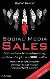 Social Media Sales, Stephan Heinrich, 3842382448