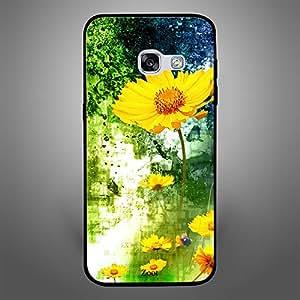 Samsung Galaxy A3 2017 Sunflowers