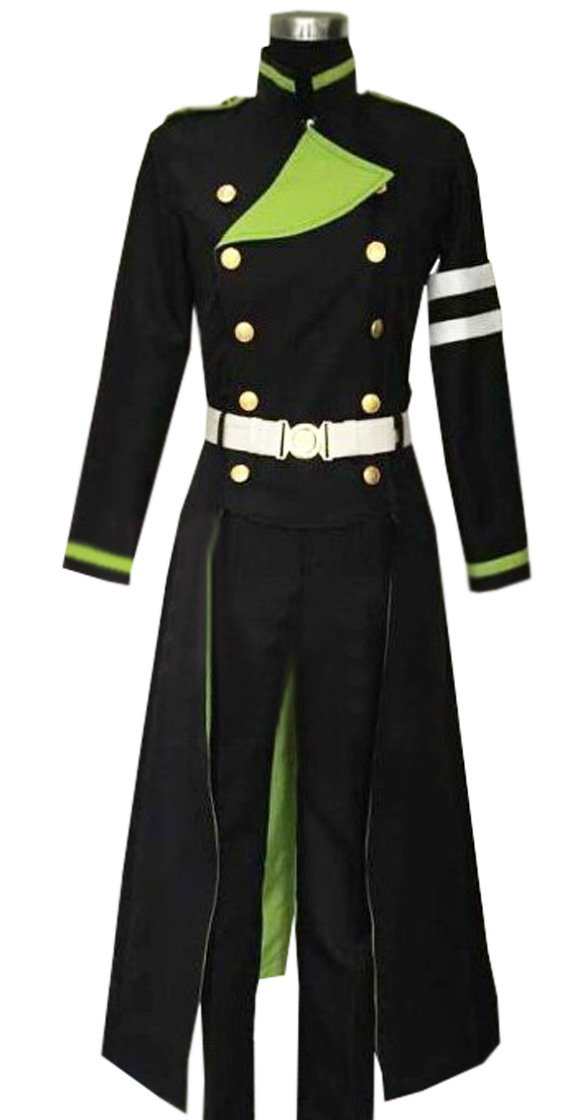 Dreamcosplay Anime Seraph of the End Mito Jujo Uniform Cosplay