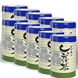Japanese Tea Shop Yamaneen Shiitake Mushroom-Tea In A Can 80G x 10packs