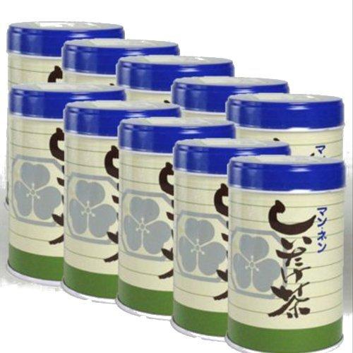 Japanese Tea Shop Yamaneen Shiitake Mushroom-Tea In A Can 80G x 10packs by Japanese Tea Shop Yamaneen