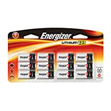 Energizer Photo Battery, Cell Size