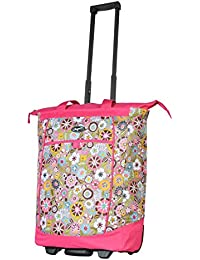 Fashion Rolling Shopper Tote