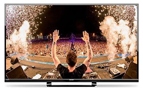 Sharp LC-60LE660 60-Inch Aquos 1080p 120Hz Smart LED TV (2014 Model) (Sharp Aquos Lc60c6600u compare prices)