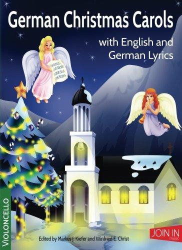 German Christmas Carols: Violoncello (Volume 1)