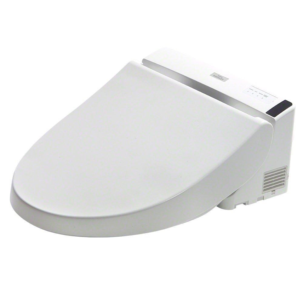 TOTO Washlet C200 Elongated Bidet Toilet Seat with PreMist, Cotton White - SW2044#01 by TOTO (Image #4)