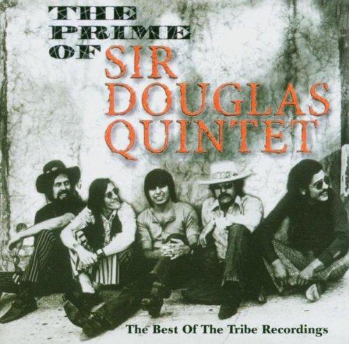 Prime of Douglas Quintet: Best of Tribe Reco (Best Tex Mex Music)