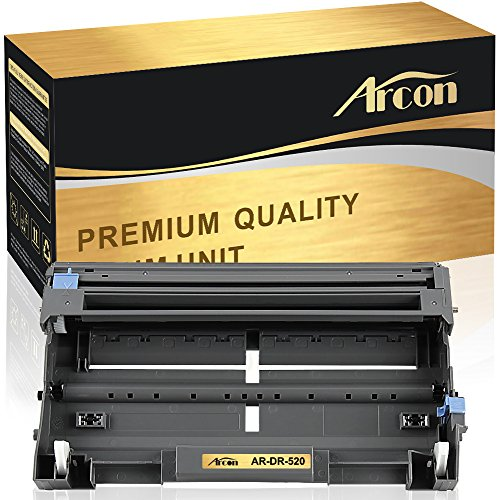 Arcon Compatible [Drum Unit] for Brother DR620 DR-620 DR520 DR-520 for Brother HL-5370dw MFC 8480dn MFC-8680dn DCP 8060 5370dw MFC-8480dn FX3000 MFC-8890dw MFC 8890dw DCP 8080dn Printer Drum Unit
