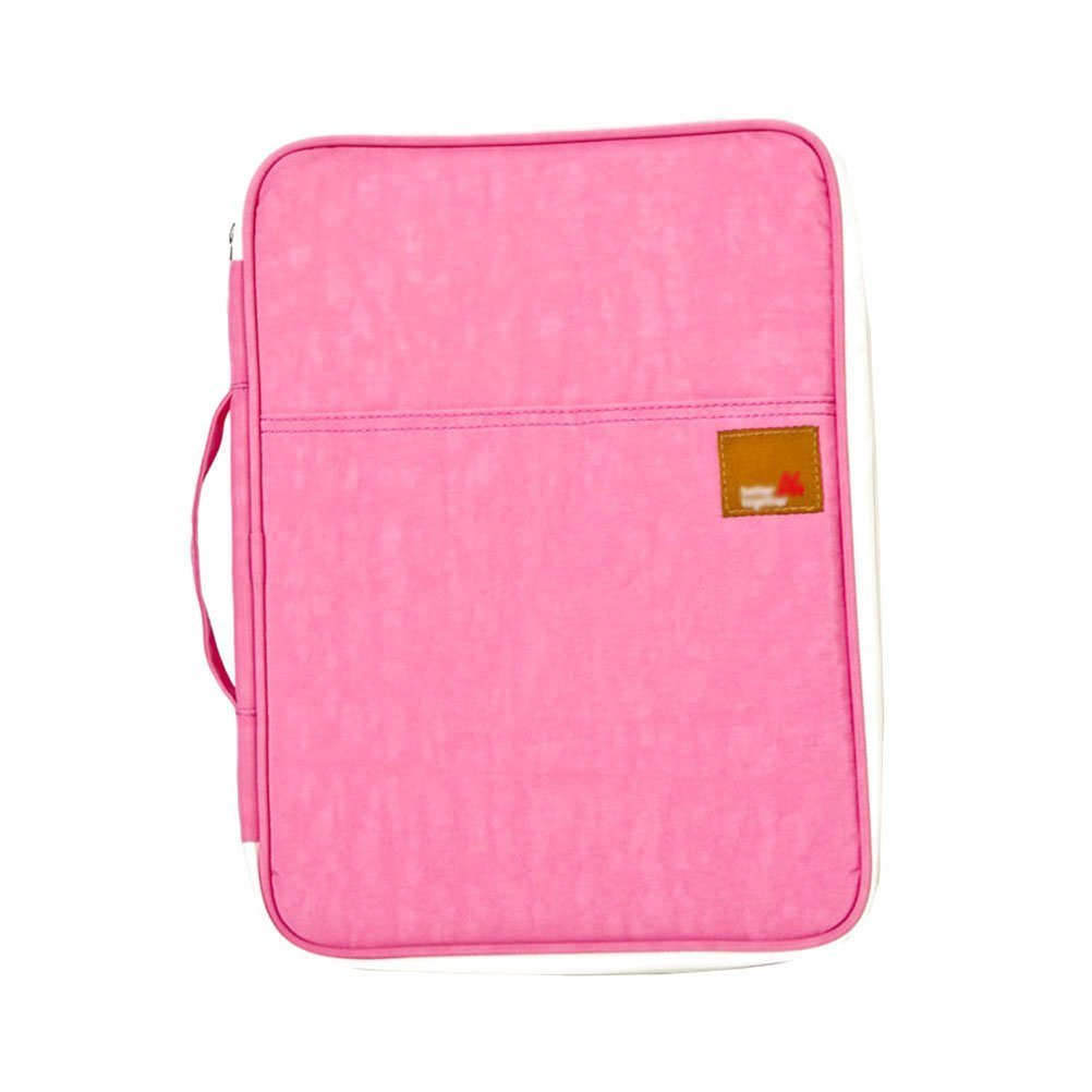 8d4a5783b9 Traditional Arts Student Business Multi-functional Padfolio Portfolio with  Inside Pocket,for Pads Letter A4 Paper Waterproof Zipper Tote Case Bag  Organizer ...