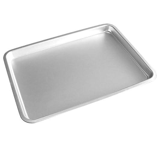 SKYyao Bandejas para hornos,Placa de cocción rectangular de ...