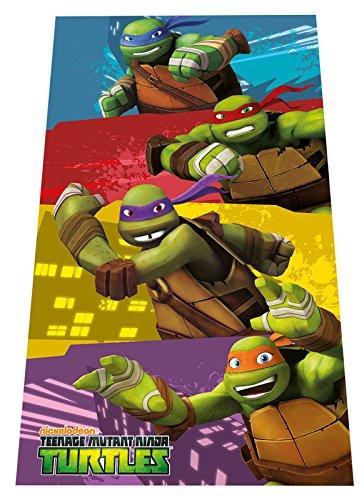 Nickelodeon Manta Polar Tortugas Ninja: Amazon.es: Hogar