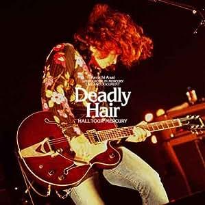 Deadly Hair -HALL TOUR MERCURY-[DVD](初回生産限定盤)
