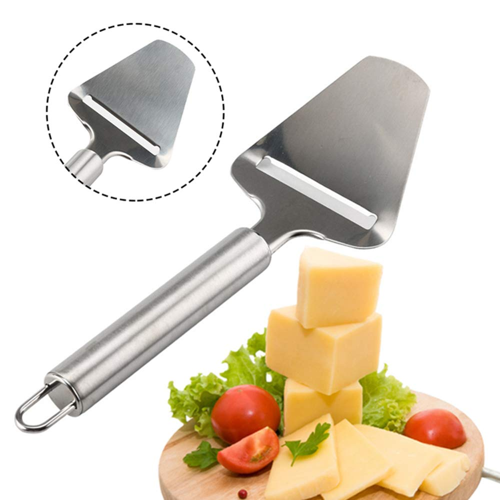 IPEC THERAPY Stainless Steel Slicer Wire Cutter for Hard Cheese Server, 1 Pack