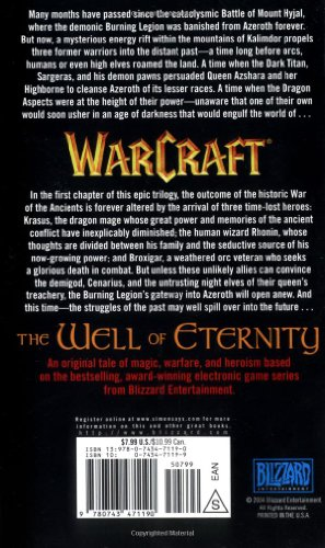 Warcraft-War-of-the-Ancients-1-The-Well-of-Eternity-Bk-1