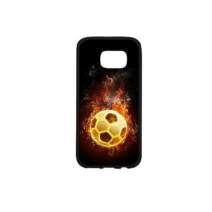 Amazon.com: Textil Schablone Wood Galaxy S7 Case, Artsbaba Slim Fit ...
