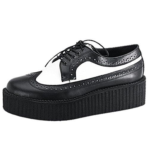 Demonia - Defining Alternative Footware Plateau Schuhe Creeper-408