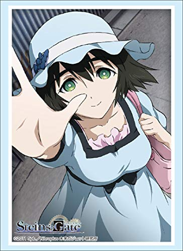 - Steins;Gate Mayuri Shiina Card Game Character Sleeves Collection HG Vol.1723 Part 3 High Grade Anime Art