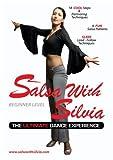 Salsa With Silvia Instructional Dance DVD - Beginner Level