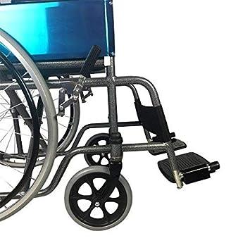 Mobiclinic, modelo Alcázar, Silla de ruedas plegable, ortopédica ...
