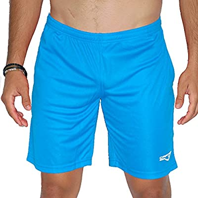 CARTRI - Pant/Corto Trainer Blue/White: Amazon.es: Deportes y aire ...