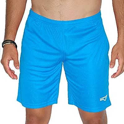 CARTRI - Pant/Corto Trainer Blue/White: Amazon.es: Deportes ...