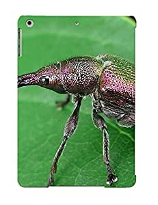 Xrokuh-3512-zoorksg Animal Insect Fashion Tpu Case Cover For Ipad Air, Series