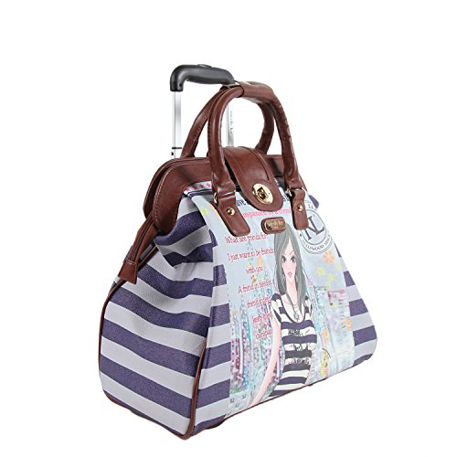 nicole-lee-cheri-rolling-business-tote-dolly-one-size
