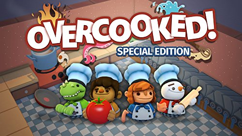 Overcooked Special Edition - Nintendo Switch [Digital Code]
