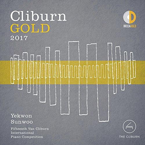 Cliburn Gold 2017 - 15th Van Cliburn International Piano Competition ()