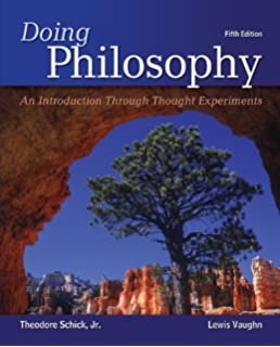 Amazon cengage advantage books introduction to sociology doing philosophy an introduction through thought experiments fandeluxe Gallery