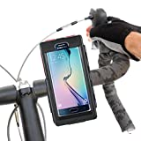 Tigra Sport BikeConsole Galaxy S6 Edge Waterproof Shock Protected Bicycle Holder Mount Review