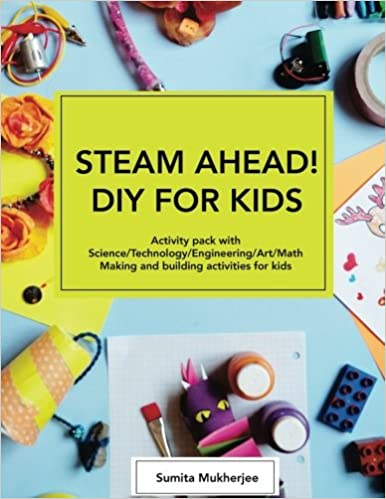 amazon com steam ahead diy for kids activity pack with science