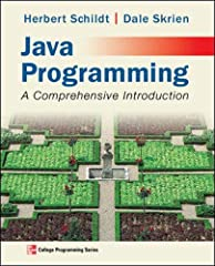 Java Programming: A Comprehensive Introduction is designed for an introductory programming course using Java. This text takes a logical approach to the presentation of core topics, moving step-by-step from the basics to more advanced material...